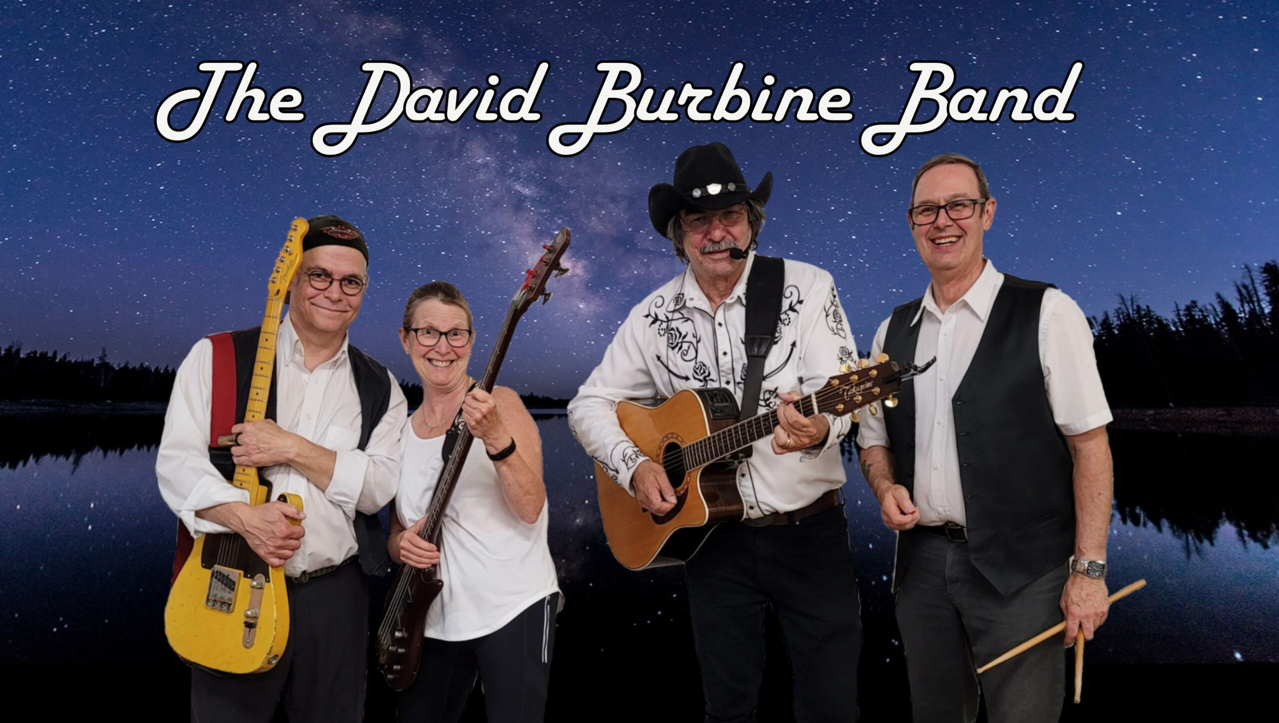 DAVE BURBINE BAND TO APPEAR JULY 7 AT THE BBQ & SHOW AT HANK SNOW GAZEBO AREA